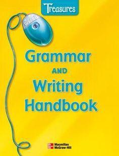 Treasures grammar and writing handbook gr 2 te