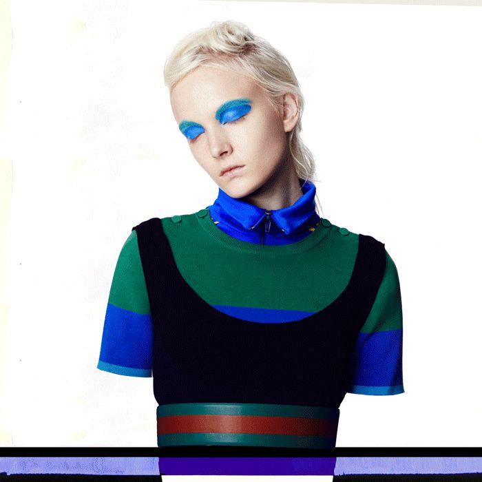 #resort #fashion #gif #color @Lee Semel Semel Semel McKellan / anothermag.com