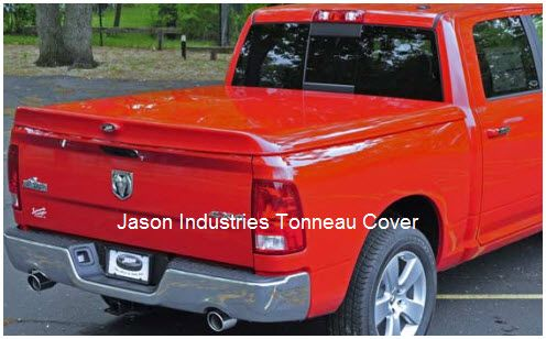 Jason Tonneau Covers Are Hard Fiberglass Truck Bed Covers