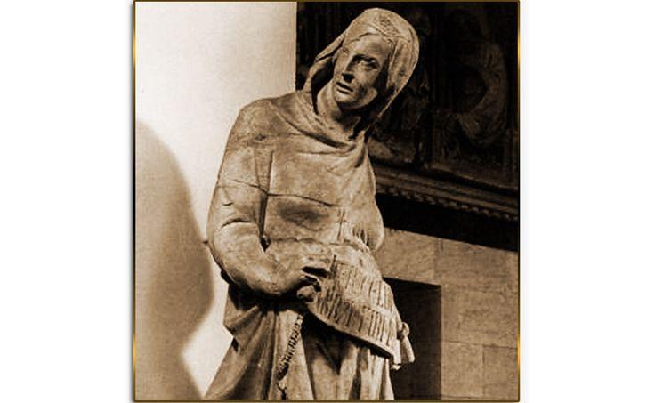 Стена   ВКонтакте Пизано Джованни (1245/50 — после 1314) Мириам . 1285—97 Мрамор. Музей собора, Сиена