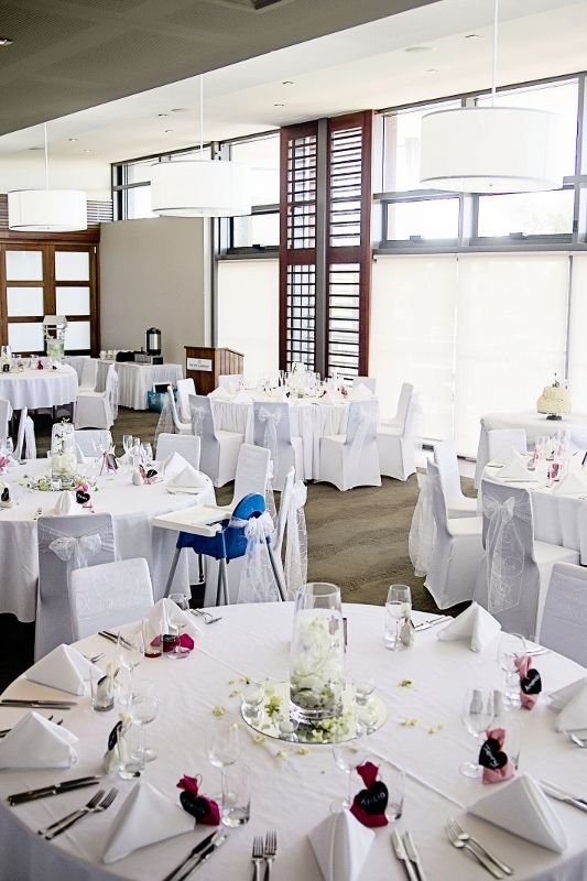 Isn't our venue gorgeous? Imagine having your wedding reception here at our country club!  Call (07) 3410 4001 for enquiries.
