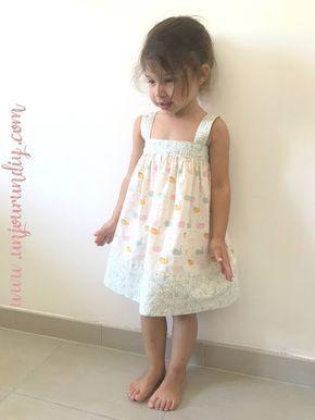 Le tuto-couture de la robe Lilo