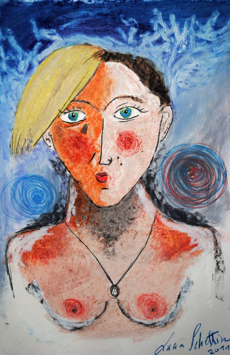 portrait of Annarita