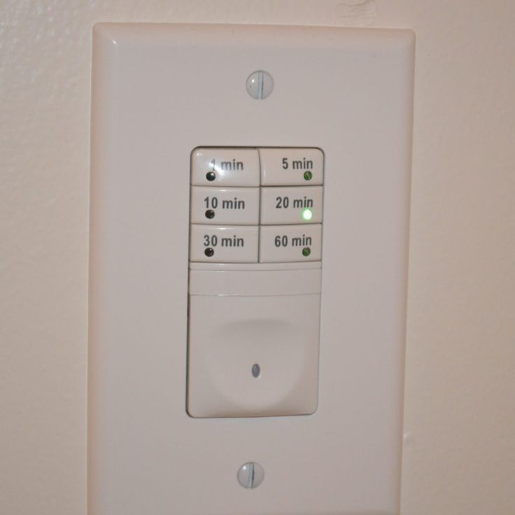 Timer Switch Bathroom Fan: Best 25+ Bathroom Exhaust Fan Ideas On Pinterest