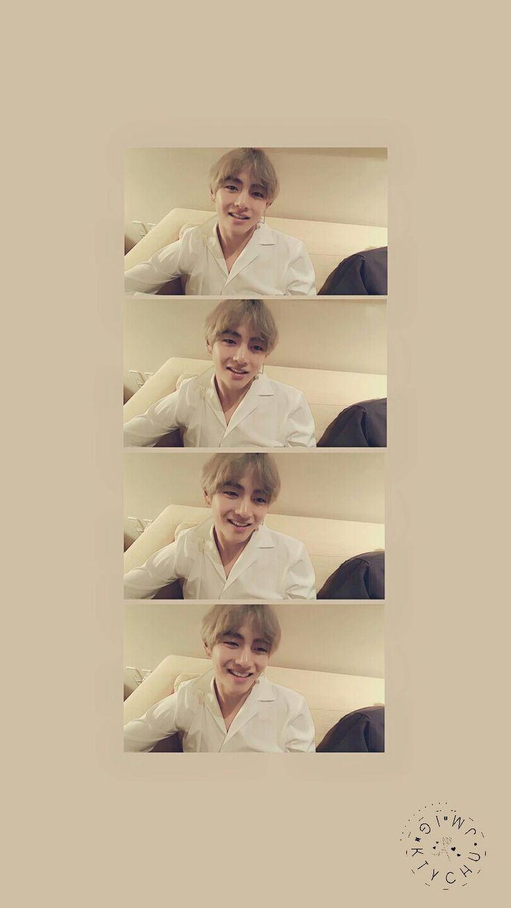 BTS V Wallpaper | BTS Vlive in AMAs | pls follow me b4 u save it :)☆ pls take out w/ full credits ♡ #BTS #V #TAEHYUNG #BTSxAMAs