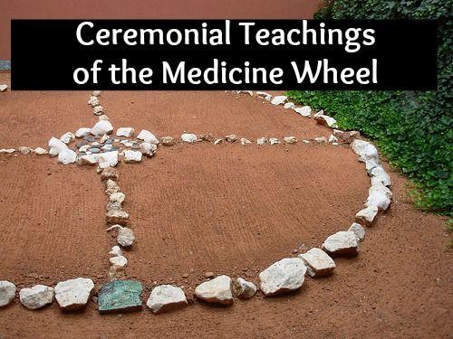 Ceremonial Teachings of the Medicine Wheel