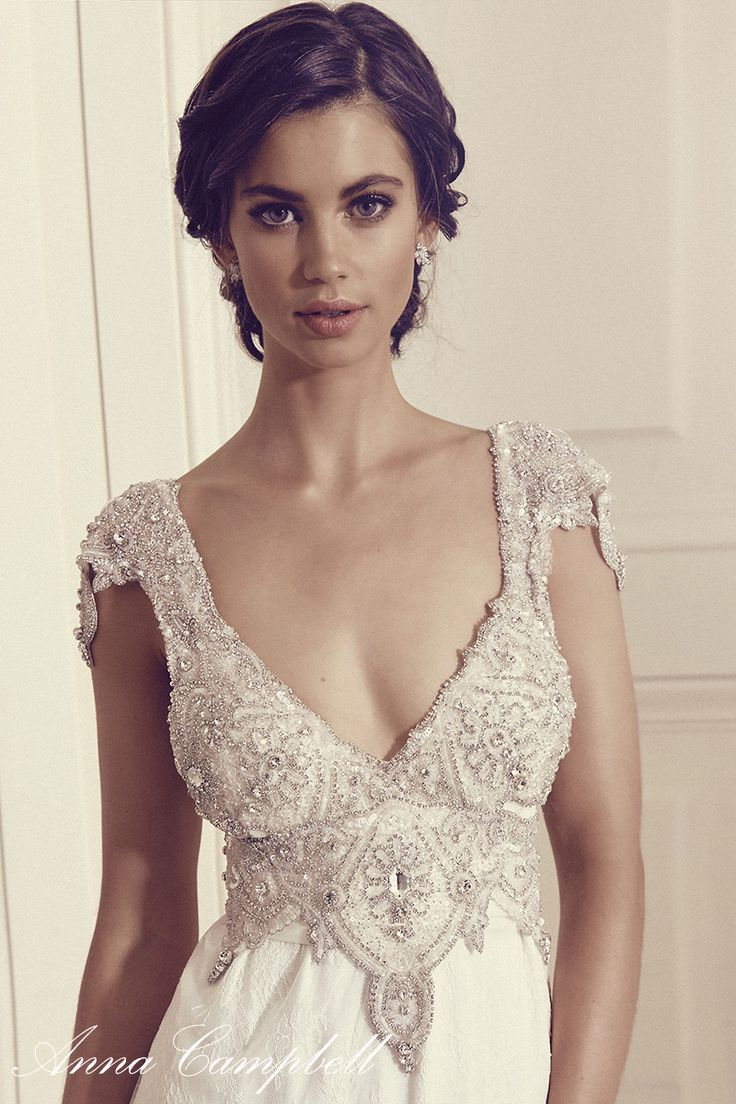 67 best Anna Campbell Collection at Paperswan Bride images on ...