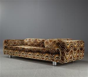 Køb og sælg sofaer - stofsofa, lædersofa, dansk design - John Home, HK Furniture, soffa, Diplomat, 1970-tal - SE, Stockholm, Slakthusgatan