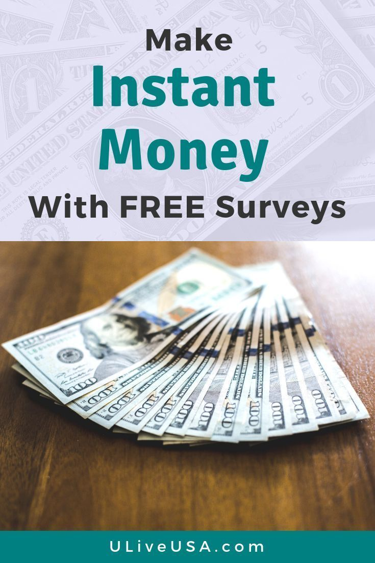 Online Surveys To Make Money