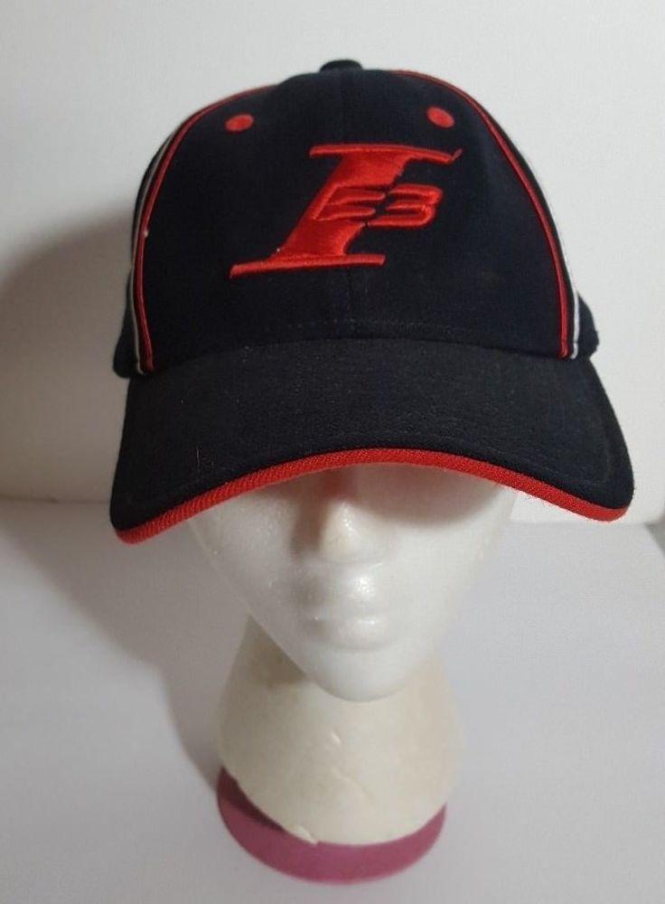 Allen Iverson Reebok Fitted Baseball Hat Cap Black One Size Fits All 9500   Reebok bb84ead590b
