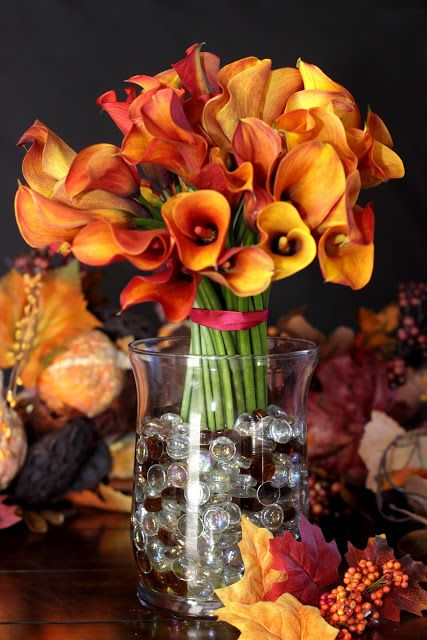 #thanksgiving #fall #flowers