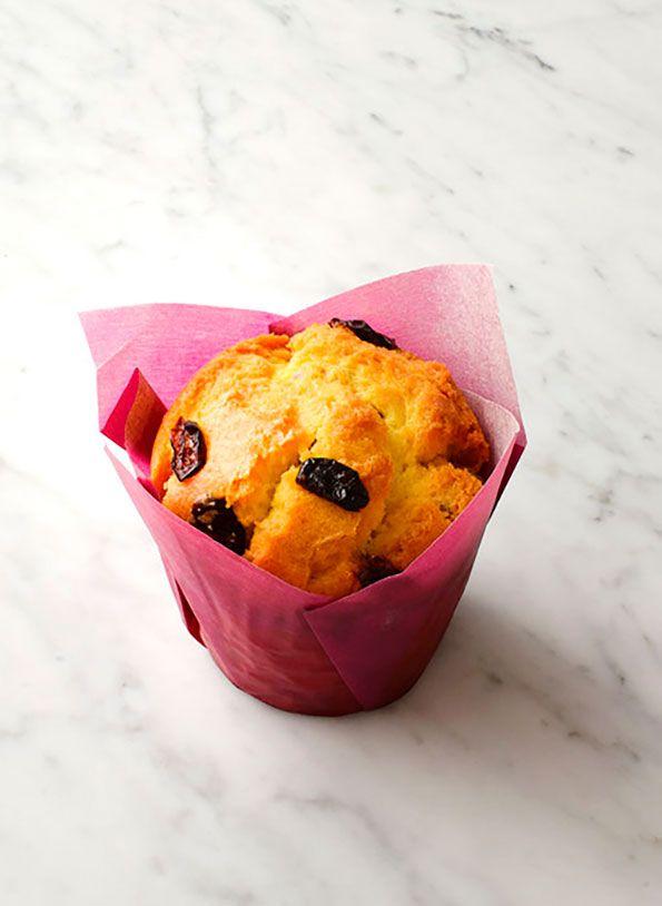 America Bakery - Muffin con uvetta