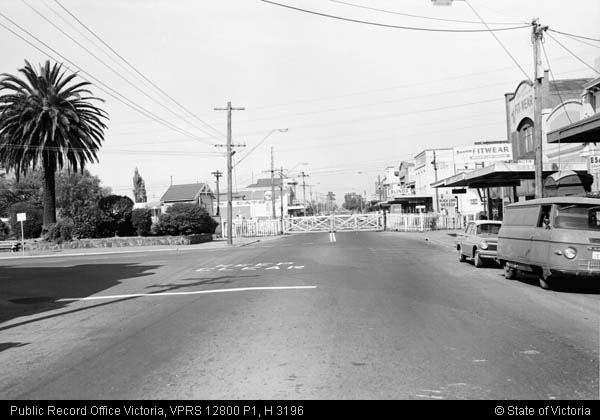 GATES MURRUMBEENA ROAD 12TH APRIL 67 - Public Record Office Victoria