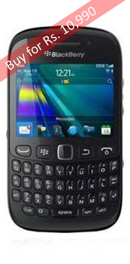 Buy BlackBerry Curve 9220 here at online shopping store and get it delivered in just two to three business days to your home. You have many options to pay for this phone. You can use internet banking account to pay for the phone or you can use credit card and debit card to pay for the phone. You can also opt for cash on delivery option where you can pay for the phone after it gets delivered to you.