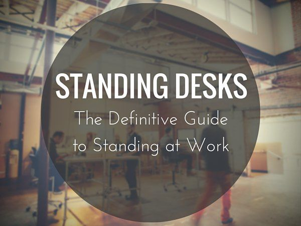 This in-depth guide discusses everything you need to know about standing desks, the damage sitting has on your body, the benefits of standing, and everything in between.