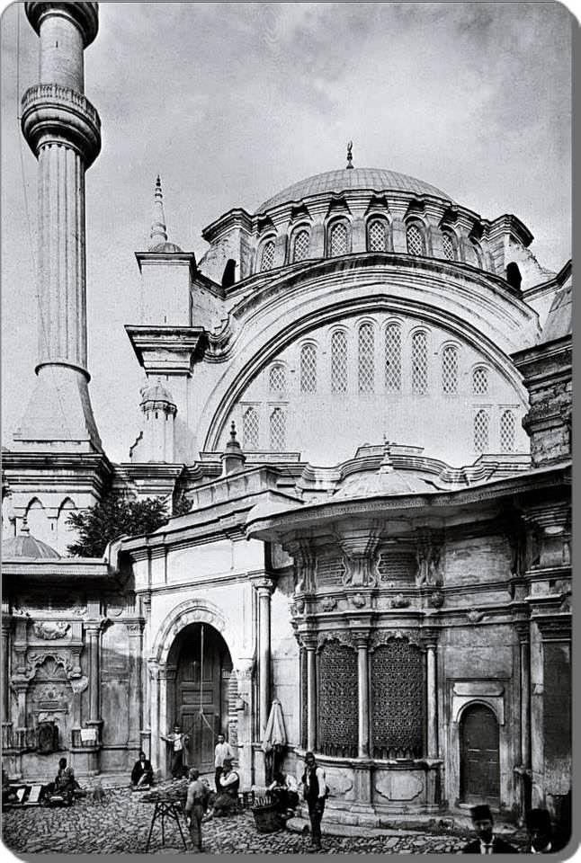 Nuruosmaniye Camii - 1890'lar