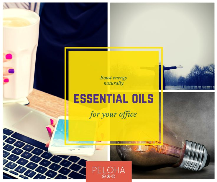 17 Best images about Office Essential Oils on Pinterest