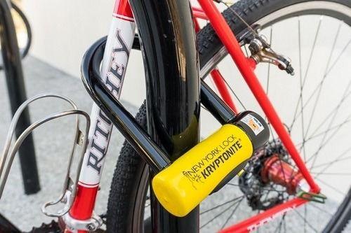Kryptonite Mini Heavy Duty Bicycle U Lock Reviews Bike Lock Bike Cool Bikes