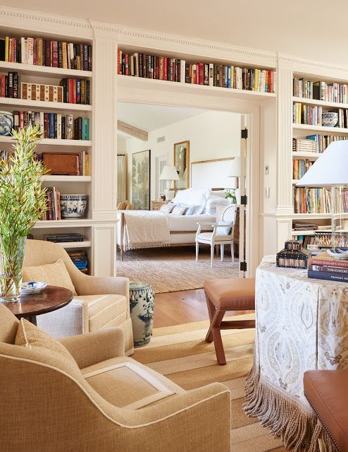 688 Best Library Rooms Images On Pinterest Classic