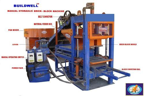 Fly ash brick making machine is a construction machinery which produced high quality brick in very short period of time