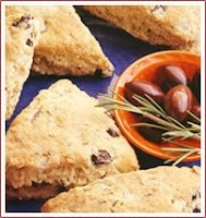 Tart Cherry and White Chocolate Scones. Now that's a scone! I'm ...