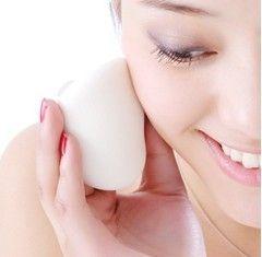 3 шт./лот Pro безупречной красоты мягкий 3 шт./лот макияж губка фонд гладкий пуховкой высокое качество бесплатная доставка