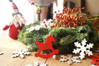 Страна декора и цветов: Рождество, печенье, подарки