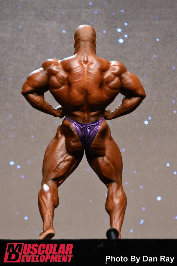 Фил Хит четырехкратный Мистер олимпия!