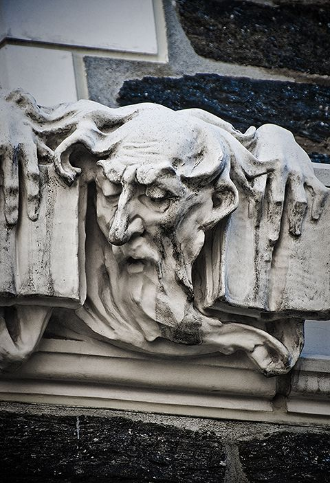 Gargoyles - City College of New York Campus