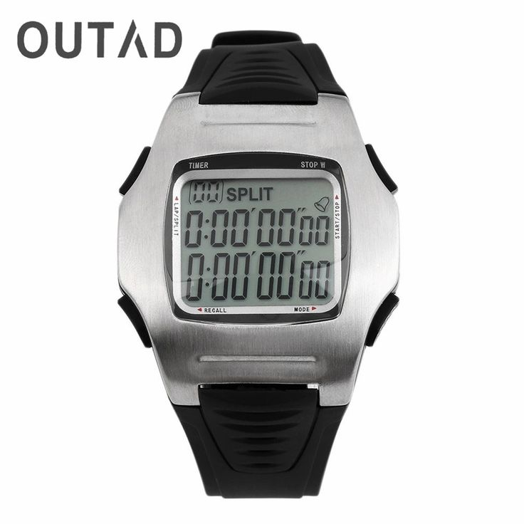 OUTAD Soccer Referee Digital Watches Multifunction Watch Wrist Stopwatch Timer Chronograph Countdown Football Club Male Men //Price: $US $13.30 & FREE Shipping //     #hashtag2