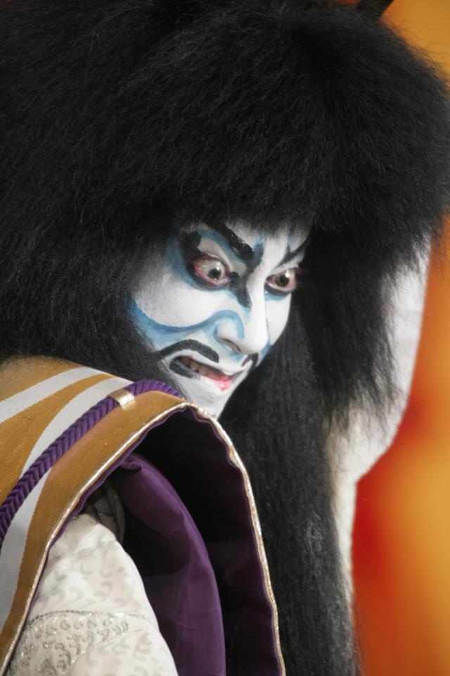 Japanese Classical Theatre Kabuki 歌舞伎