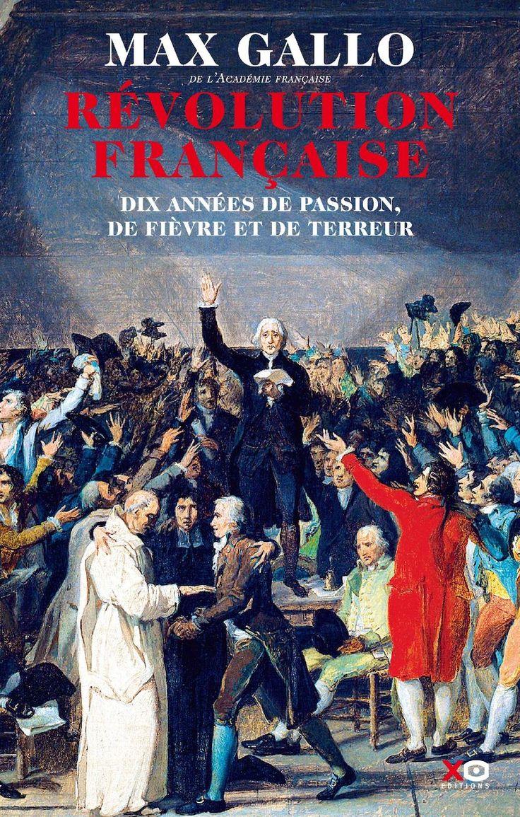 EXTRAIT // Révolution française - Max Gallo
