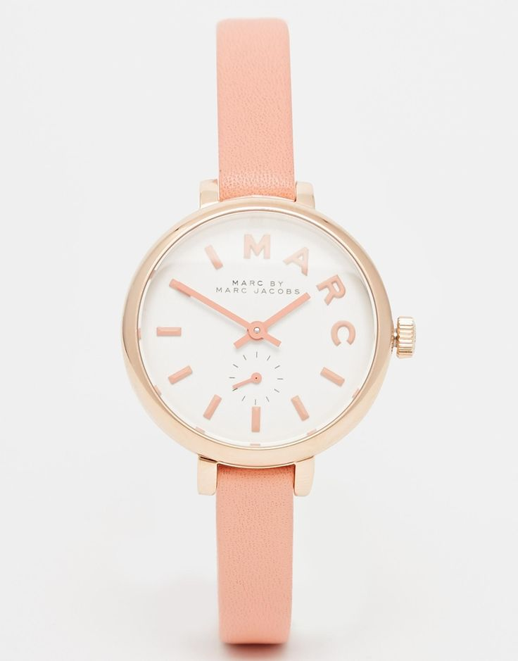 Image 1 ofMarc By Marc Jacobs MBM1355 Coral Sally Watch