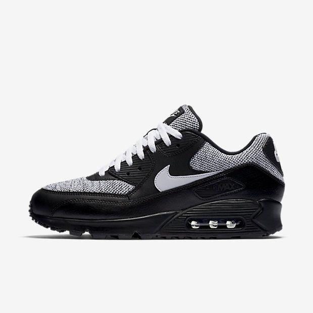 online retailer 07688 8c853 ... canada chaussure nike air max 90 pas cher homme essential noir blanc  96d5d de949