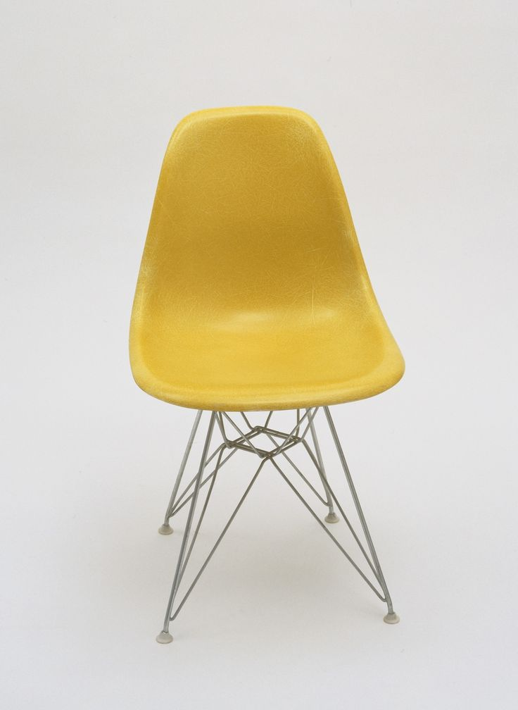 Charles And Ray Eames Side Chair 1950 Eames Side Chair Charles Eames Ray Eames