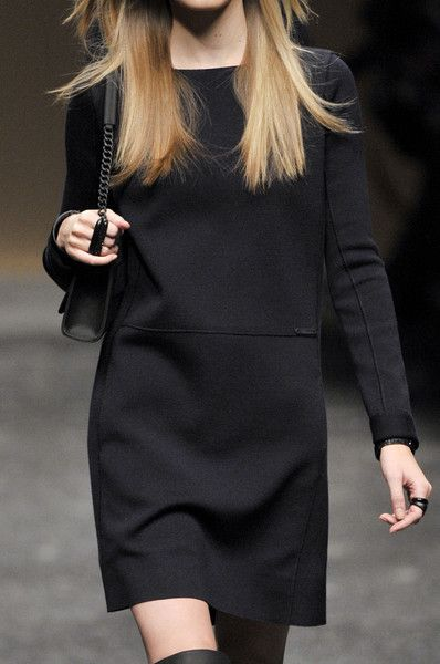 Blumarine at Milan Fashion Week Fall 2011 - StyleBistro
