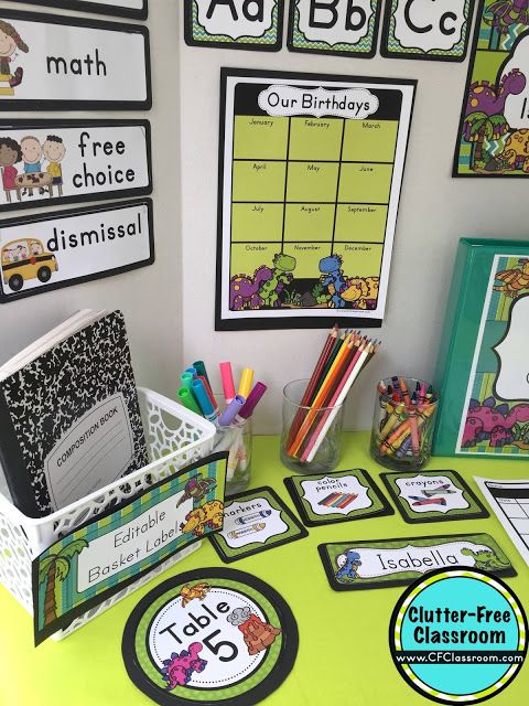 Classroom Decor On A Budget : Images about dinosaur classroom theme on pinterest