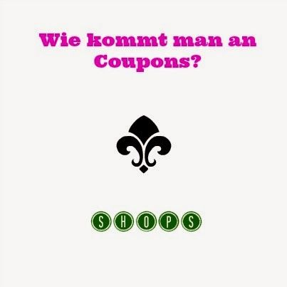 Coupons kann man auch im Laden finden. Lese hier wie #Coupons #Couponing
