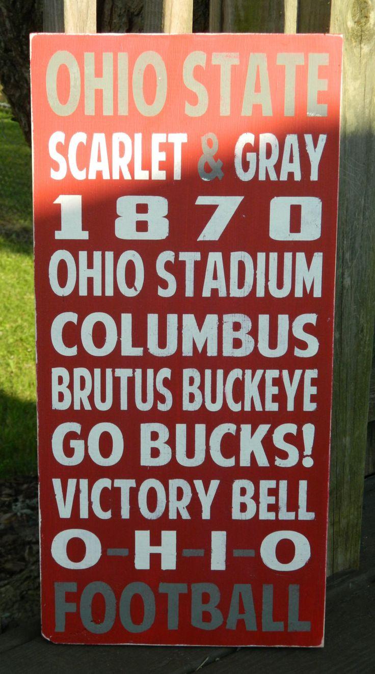 Ohio state university brutus buckeye statue - Ohio State Buckeyes Subway Art