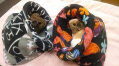 guinea pig/small animal cuddle sack tutorial