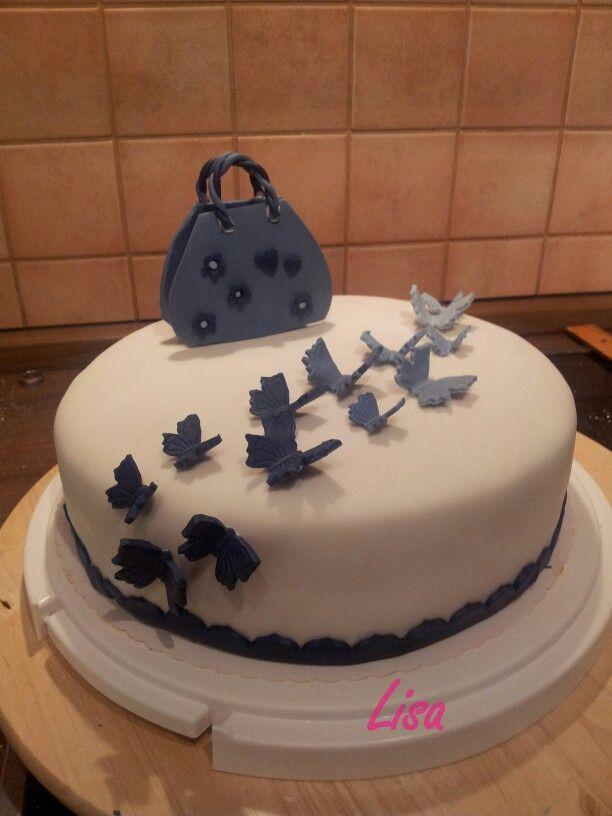 Handtaschen Torte
