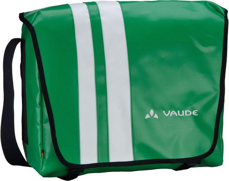 Vaude Bert L Apple Green (innen: Grau) - Notebooktasche   Tablet