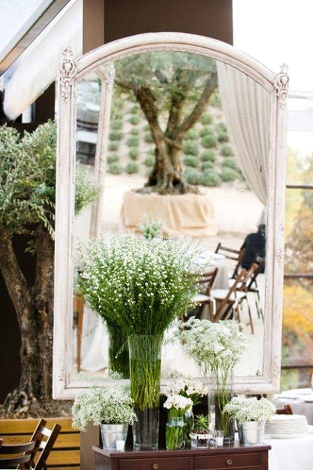 Planes de boda - Blanco... ¡Paniculata!