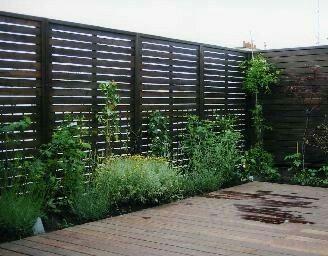 12 best palissade jardin images on pinterest backyard patio balcony ideas and decks. Black Bedroom Furniture Sets. Home Design Ideas