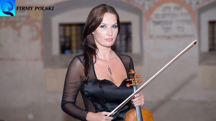 Marta Nanowska - Skrzypaczka Gdańsk | Profesjonalna Skrzypaczka #FirmyPolski