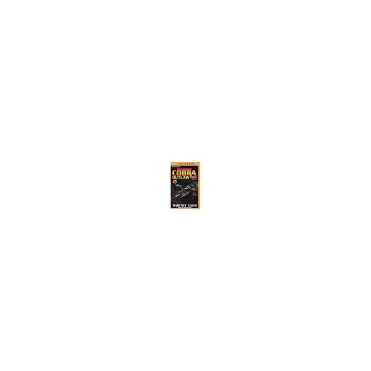 Cobra Outlaw (Unabridged) (MP3-CD) (Timothy Zahn)