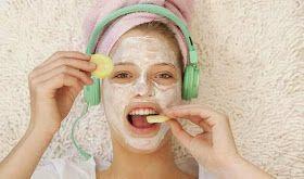 Masker untuk perawatan wajah alami, lebih hemat dan aman