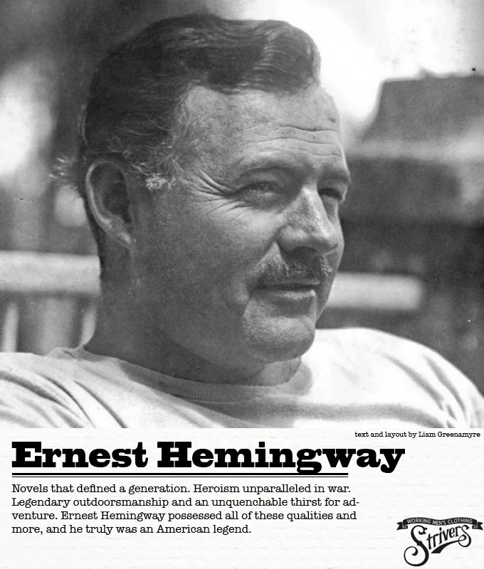 a biography of ernest miller hemingway an american author and journalist Ernest miller hemingway (1898-1961), american nobel prize  the authorized biography of hemingway is carlos  american author ernest hemingway.