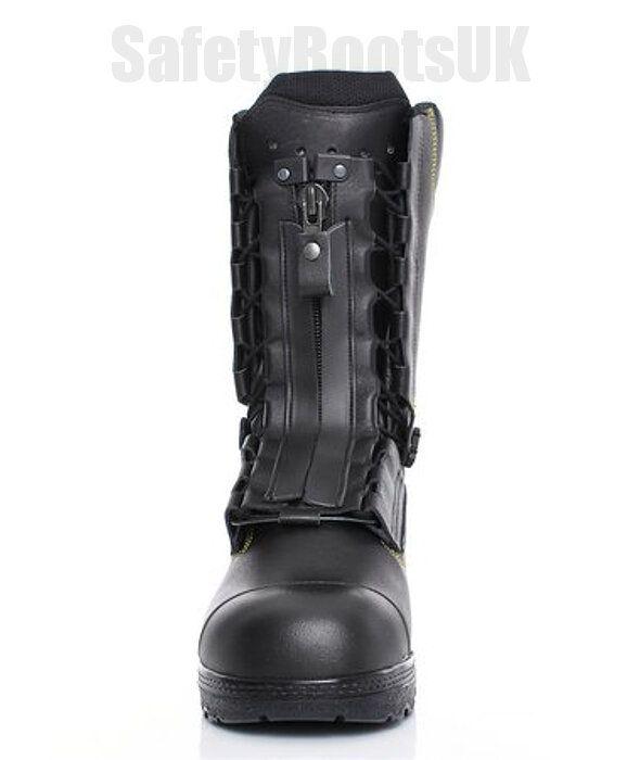 Haix Fire Flash Pro Firefighters Boots GORE-TEX Haix 506001