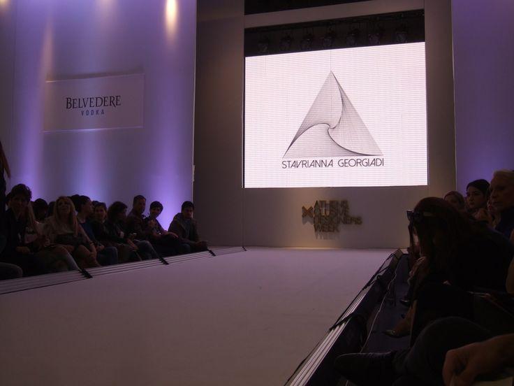 Stavrianna Georgiadi - Logo